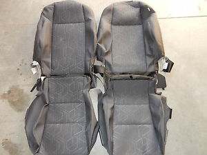 2016 2018 Toyota Tacoma Double Cab Sr sr5 trd Oem Factory Clothe Seat Covers
