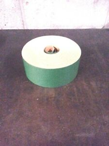 Gummed Tape Non Reinforced Solid Colors Green 10 Rolls X 600 Ft Ea Free Shiping