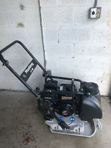 Mustang Lf88 Walk Behind Plate Compactor New