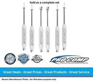 Pro Comp Es9000 Series Nitro Shocks For 80 96 Bronco W 2 3 0 Front Rear 4wd