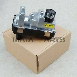 Auto Turbo Charger Electric Boost Actuator 712120 Udd Fits 6nw008412 G 107 G107