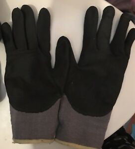 A Lot Of Three 3 Guard Safety Gear Gloves Medium all Same Size