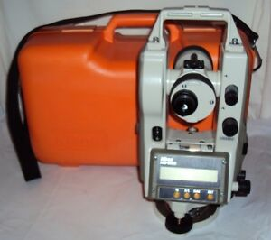 Nikon Model Ne 20s Digital Surveying Theodolite Works