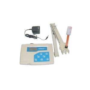 Fisher Science Education Ph Meter 510 54x002630 W probe Ac Adapter 2