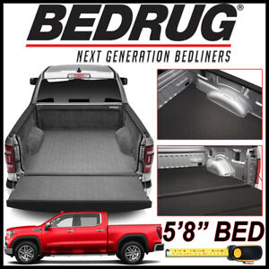 Bedrug Impact Liner Fit Bed Mat 2019 Gmc Sierra 1500 New Body Style W 5 8 Bed