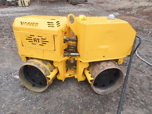 Wacker Trench Compactor Remote Control 33 Sheepsfoot