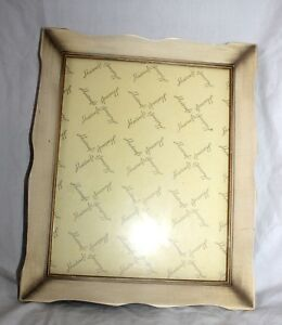 Vintage Hartcraft Wooden 8 X 10 Stand Alone Picture Frame