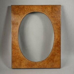 Large Frame 1930 Oval Format Total 13 5 8x17 5 16in