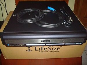 Lifesize Bridge 2200 16 Port Hd Audio video Conferencing For Multi Party Calling