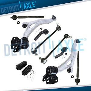 2012 2013 2014 2015 2016 2017 Ford Focus C Max 12pc Front Control Arm Sway Bar
