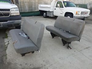 Ford Econoline Seats Local Pick Up Only 91770