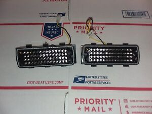 Whelen Lfl Liberty Patriot Lightbar 500 Series Pair Module Led Amber