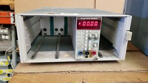 Tektronix Tm504 4 slot Chassis Good