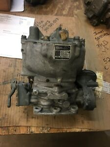 5 Ton 6x6 M54 Series Trucks Holly Carburetor G 744