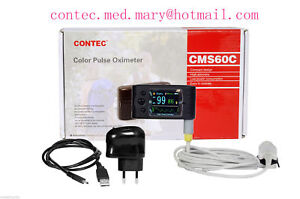 Finger Pulse Oximeter Blood Oxygen Meter Spo2 Heart Rate Monitor alarm software