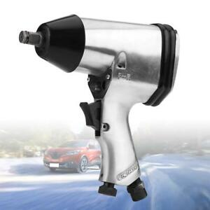 1 2 Drive Air Impact Wrench Pneumatic Gun Power Drive Removal Installation Us