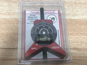 Flange Wizard Small Centering Head Factory Sealed 53025 m