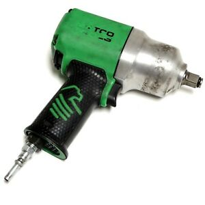 Matco Tools Mt2769 Air Pneumatic 1 2 Drive Green Impact Wrench 7500 Rpm