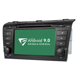 For Mazda 3 04 09 7 Android 8 1 Indash Car Gps Nav Stereo Radio Dvd Bluetooth W