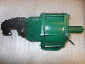 Cleco 24 b Pneumatic Rivet Squeezer With Yoke
