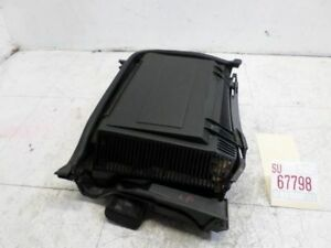 01 03 Bmw 530i 3 0l 6cyl Left Front Side Engine Air Intake Air Cleaner Box Oem