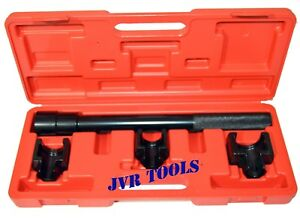 Inner Tie Rod Removal Installation Tool Set Mechanics Kit Dual Tie Rod Tools