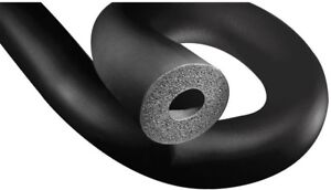 Rubber Pipe Insulation 1 3 8in X 1 2in Reduce Heat Loss gain 120 Lineal Armaflex