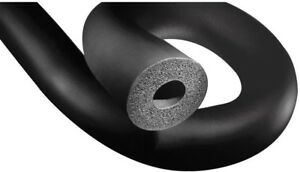 Rubber Pipe Insulation 1 1 8in X 3 4in Reduce Heat Loss gain 90 Lineal Armaflex