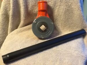 Ridgid 1 Square Drive Ratchet With 16 Handle D223