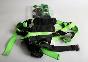 Safety Harness By Upgear Fall Protection 3 Pieces Of Safety Lanyard