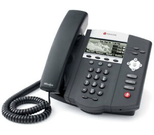 Polycom Soundpoint Ip 450 Corded Voip Phone