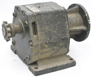 Dayton 2h628 Speed Reducer