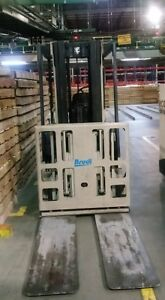 Crown Electric Forklift Model 35sctt s