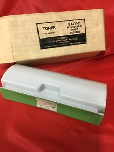 Replacement Savin 5015 5015re 7015z Copier Toner Free Shipping