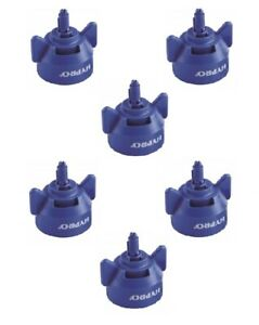 5 Of Hypro Guardian Air Blue Polymer Spray Tips 110 Rated 0 20 Gpm 40 Psi