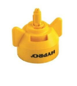 5 Of Hypro Guardian Air Yellow Polymer Spray Tips 110 Rated 0 20 Gpm 40 Psi