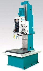 37 4 Swg 5 5hp Spdl Clausing Bp50 Drill Press