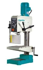 19 7 Swg 1 5hp Spdl Clausing Tm25 Drill Press