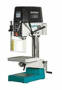 19 7 Swg 1 1hp Spdl Clausing Km25 Drill Press