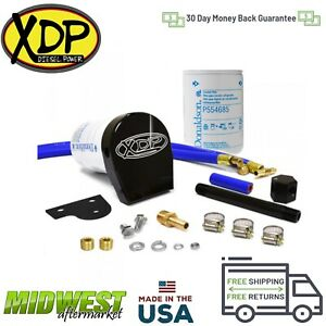 Xd192 Xdp Coolant Filtration System For 2011 16 Ford Super Duty 6 7l Powerstroke