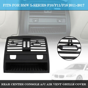 Rear Center Console Air Outlet Vent Grille Cover For Bmw 520i 528i 535i 11 17