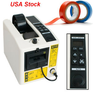 Us Led Displays Adhesive Tape Cutter Automatic Tape Dispensers Machine Efficient