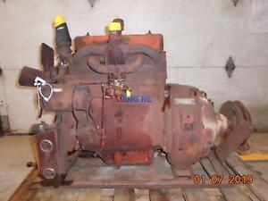 International C135 Engine Complete Good Runner Bcn 373125r1 Esn 36131