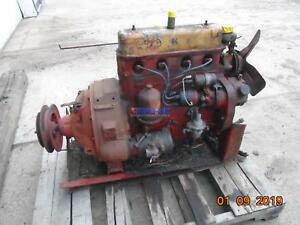 International C135 Engine Complete Good Runner Bcn 373125r1 Esn 31063