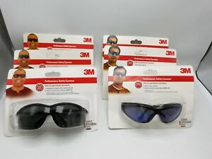 Safety Glasses 3m Lot Of 17 Assorted