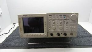 Tektronix Tds 544a Color Digital Oscilloscope 500mhz 1gs s Opt 05 13 1f 1m