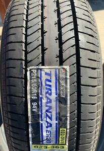 2 New Old Stock 215 60 16 Bridgestone Turanza Er30 215 60 16 94v
