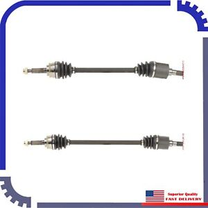 Brand New Cv Axle Shaft Front Left Right For 1989 1994 Geo Metro Lsi 2pcs