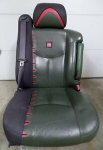 Chevy Avalanche Power Passenger Seat North Face Edition