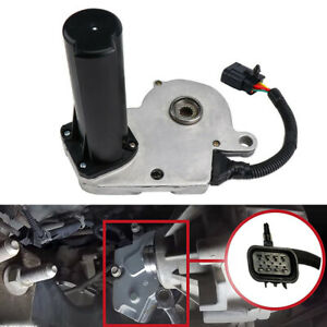 Transfer Case Motor For Gmc Chevy Truck Suv Encoder W rpo Code Np8 600 910